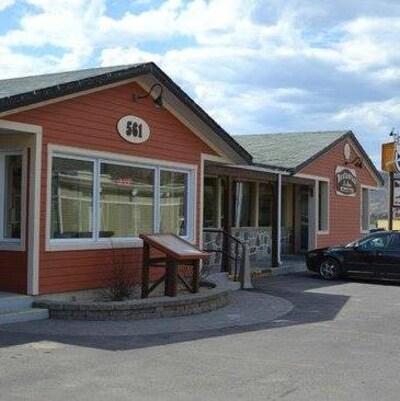 Le restaurant Le Héron à Carleton-sur-Mer