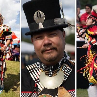 Célébrations de la culture autochtone au Youth Pow-Wow de la nation Squamish.