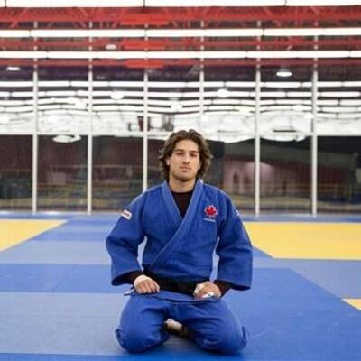 Au Qatar, le judoka septilien Étienne Briand n'a pas été déstabilisé par la pandémie