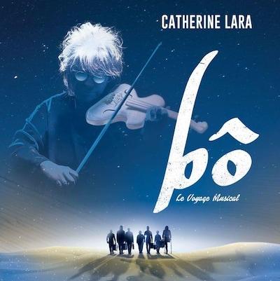 Pochette de l'album Bô de Catherine Lara