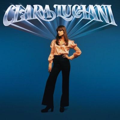 """La pochette de l'album """"Cœur"""", de Clara Luciani (2021)."""