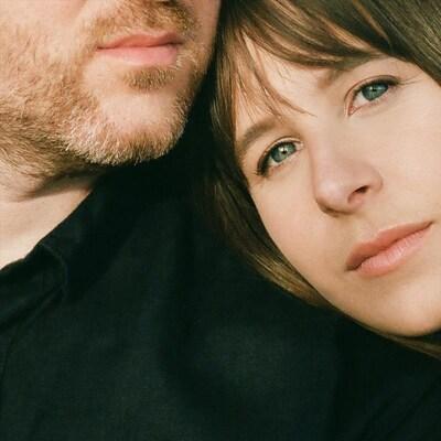 Le duo musical Geneviève et Alain