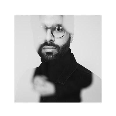 """La pochette de l'album """"Un milliard d'années"""", de Vidjay Rangaya."""