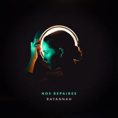 """La pochette de l'album """"Nos repaires"""", de Rayannah (2019)."""