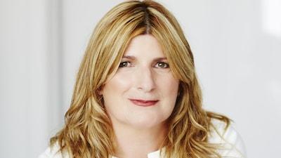 L'animatrice Marie-France Bazzo