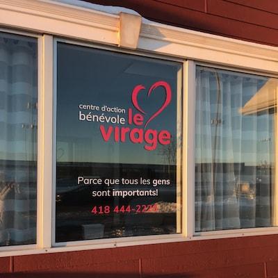 Centre d'action bénévole Le Virage à Sept-Îles
