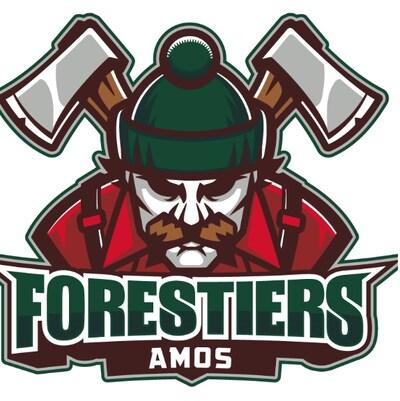 Nouveau logo des Forestiers d'Amos