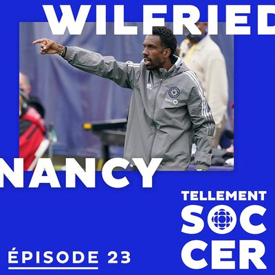 L'entraîneur du CF Montréal Wilfried Nancy