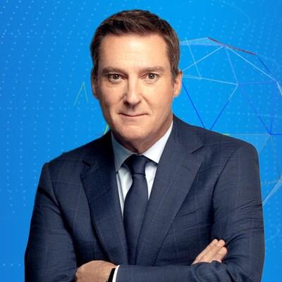 Patrice Roy, animateur du Téléjournal