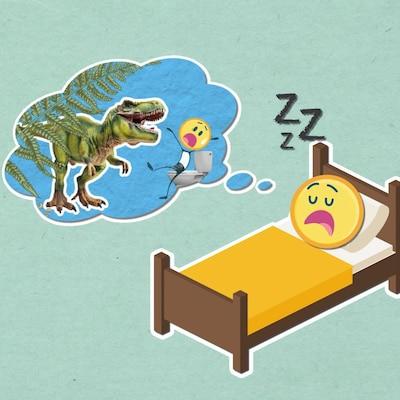 Un rêve de dinosaure