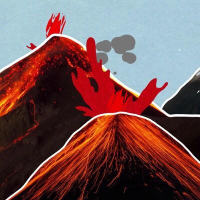 Il entre en éruption