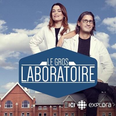 Le gros laboratoire