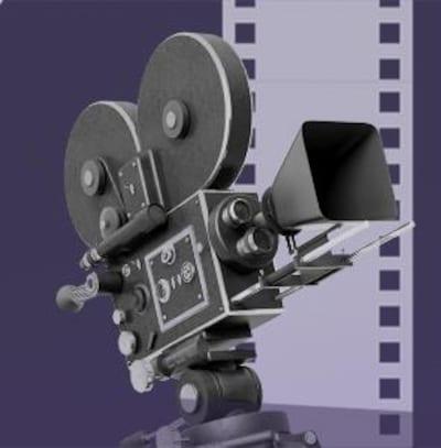Une caméra de cinéma pour le concours : Le cinéma québécois, c'est électrisant!