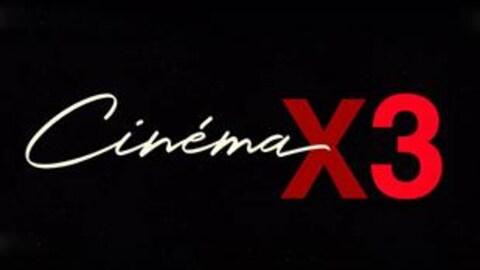 Logo de la série Cinéma X 3