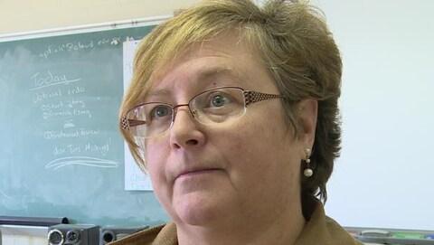 Brenda Picard, directrice de la Commission des droits de la personne de l'Île-du-Prince-Édouard