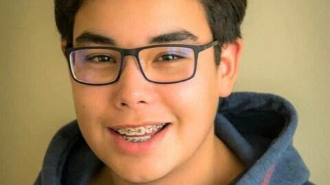 Photo du jeune Shane Girard, disparu depuis le 5 octobre