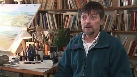 Francis Back en entrevue en 2012