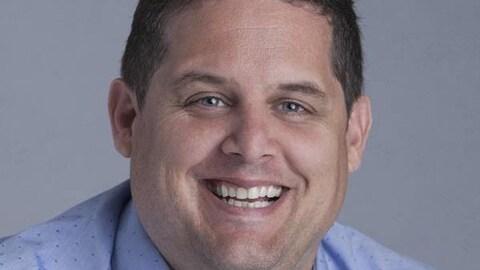 John Stewart, candidat à la mairie de Beaumont