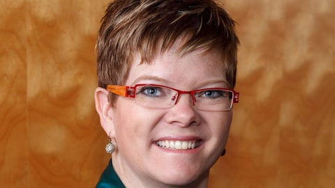 Kerri Bauer, candidate à la mairie de Beaumont