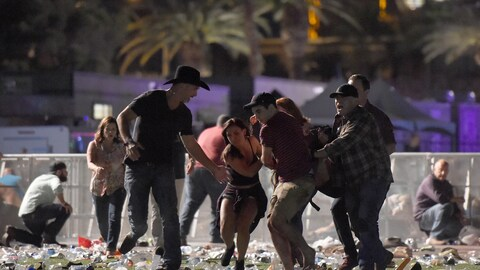 Une fusillade a fait plusieurs victimes dans la nuit de dimanche à lundi à Las Vegas.