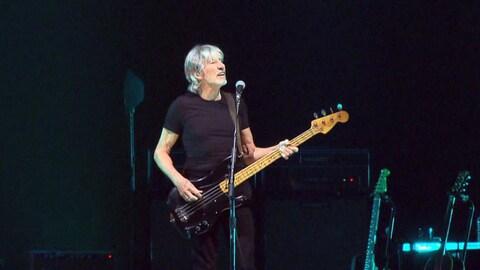 Roger Waters au Centre Bell de Montréal, le 16 octobre 2017