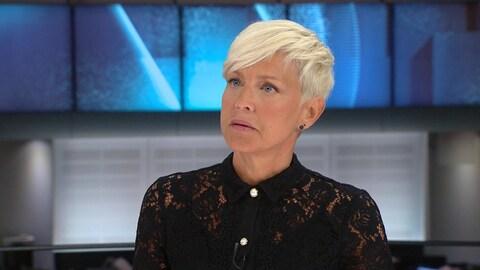 Sophie Prégent, présidente de l'Union des artistes
