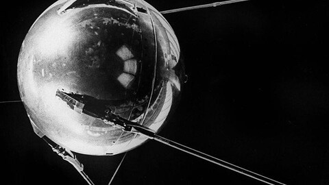Il y a 60ans, Spoutnik