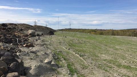 Les travaux de la voie de contournement de Rouyn-Noranda vont bon train.