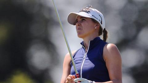 Une golfeuse de Québec dans la LPGA en 2018