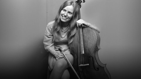 Jacqueline Du Pré, violoncelliste