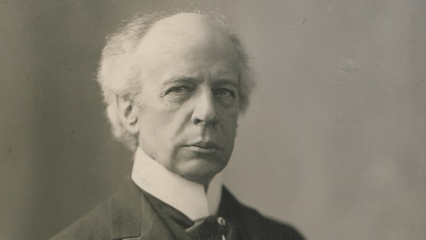 Détail d'une photo de Wilfrid Laurier