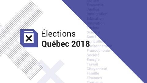 Élections Quebec 2018