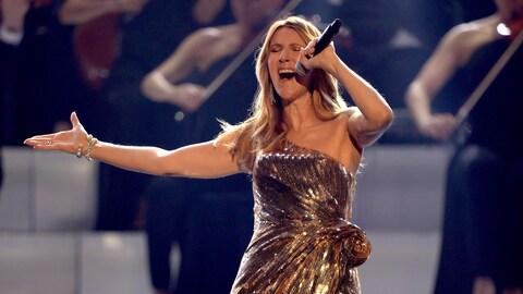 Autre annulation de concert pour Céline Dion