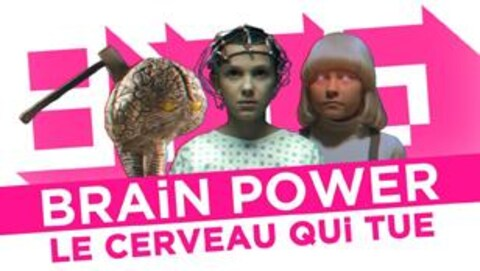 Brain power: le cerveau qui tue