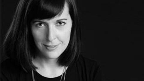 L'auteure Jeanne Dompierre