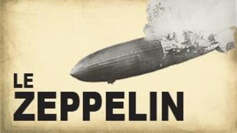 L'histoire du zeppelin