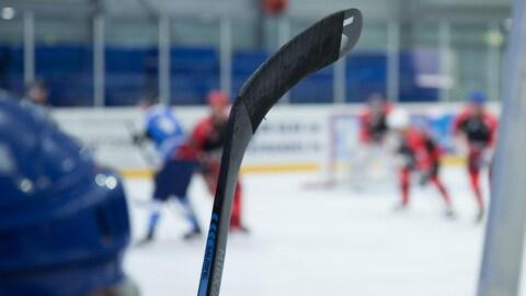 Un nouveau groupe a repris le flambeau de la ligue de hockey sénior, au Nouveau-Brunswick.