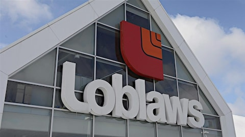 Magasin Loblaws.