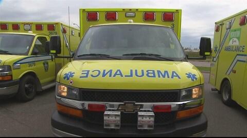 Les ambulanciers de Québec réclament plus d'effectifs sur leur territoire de la Capitale-Nationale.
