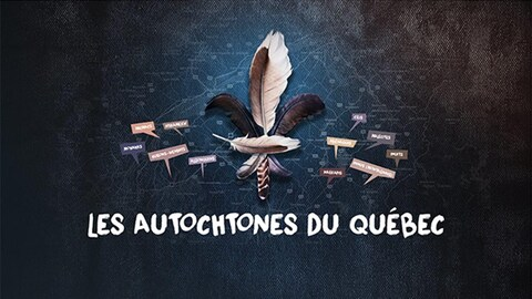 La carte des Autochtones du Québec