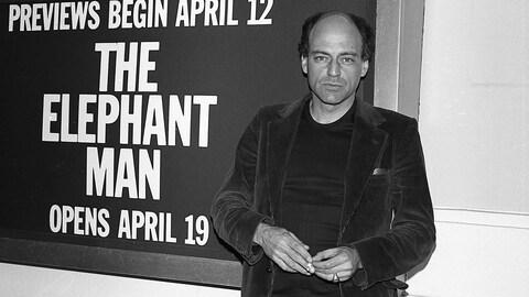Bernard Pomerance en 1979 à New York
