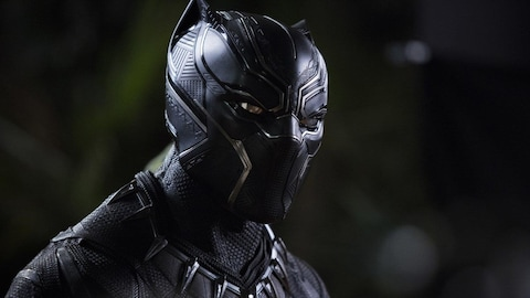 Image promotionnelle du film «Black Panther».