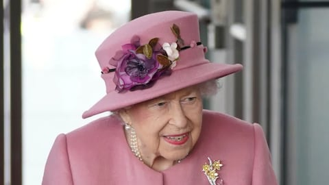 Queen Elizabeth, seen at a ceremony in Cardiff, Wales, earlier this month, has been advised to rest.