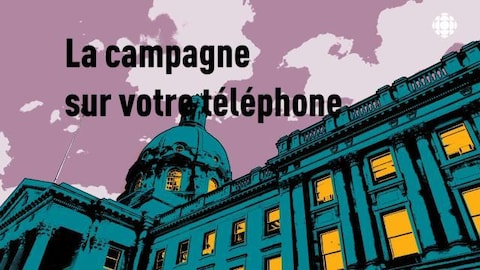 La campagne sur votre téléphone.