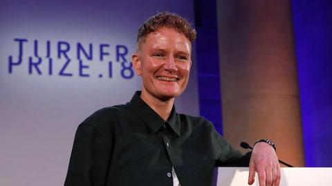Charlotte Prodger remporte le prix Turner.