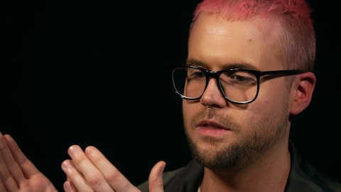 Le Canadien Christopher Wylie.