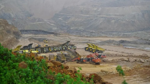 Coal mining is a major economic driver in Chandrapur, a coal-rich hub in central India, and it isn't expected to stop anytime soon.