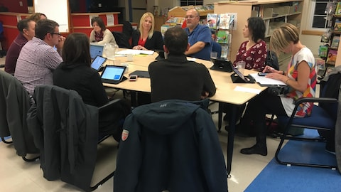 La Commission scolaire de langue française réfute fermement et en bloc les allégations de Jordan Brown, le ministre de l'Éducation de l'Île-du-Prince-Édouard.