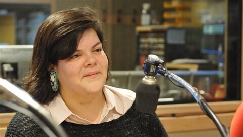 Mélissa Mollen Dupuis, co-fondatrice d'Idle no more au Québec