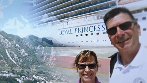 Son passeport volé, une Québécoise larguée d'un bateau de croisière